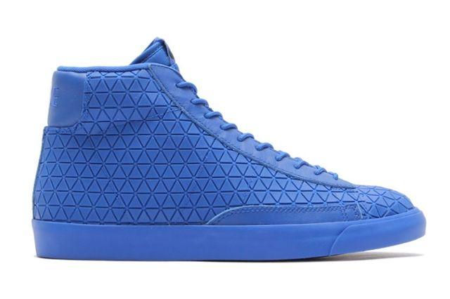 Nike Blazer Mid Metric Qs Royal Blue 1