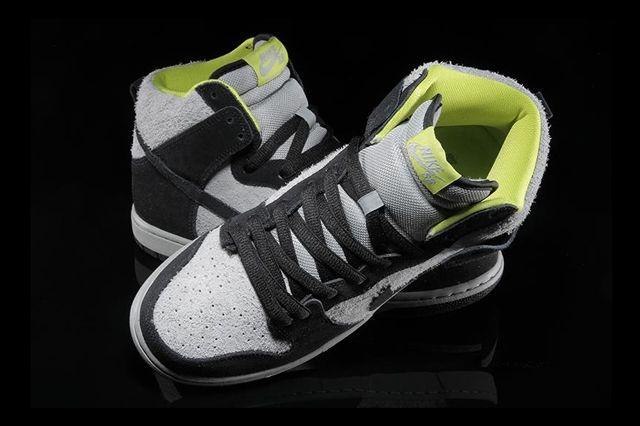 Nike Sb Dunk High Wooly Venom 1