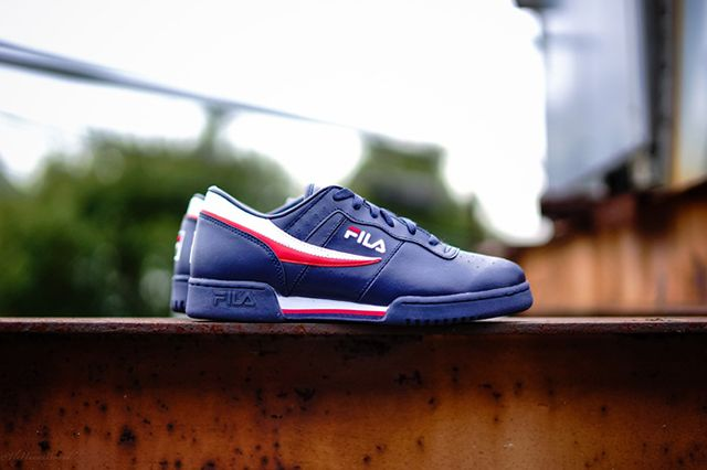 Fila Original Fitness Navy