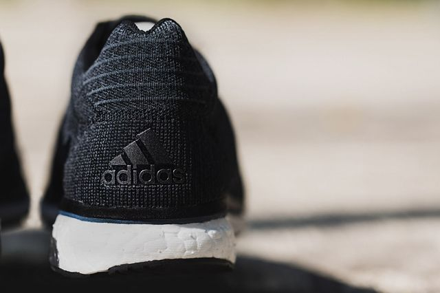 Adidas Adizero Adios Primeknit Boost Heel