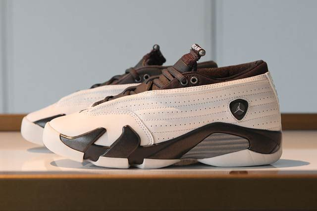 Air Jordan 14 Low Gs Phantom