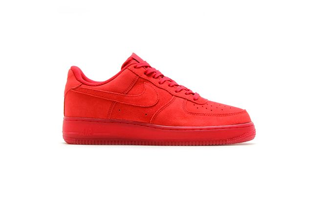 Air Force 1 Wmns All Red