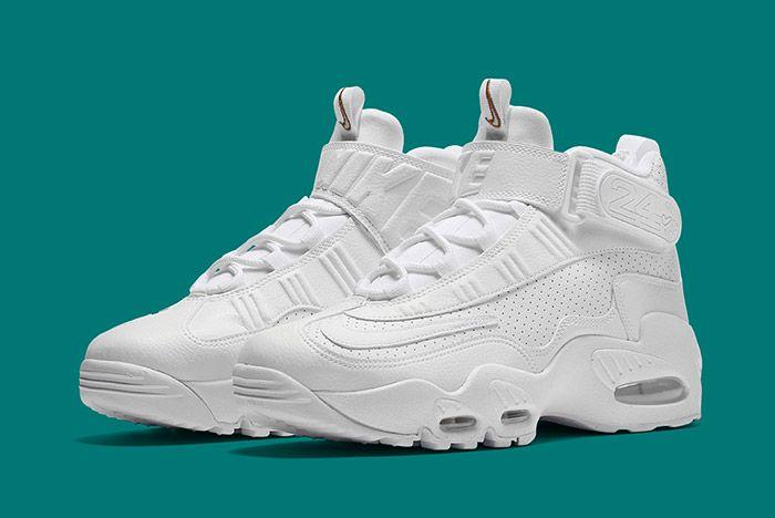 Nike Air Griffey Max 1 Triple White 1