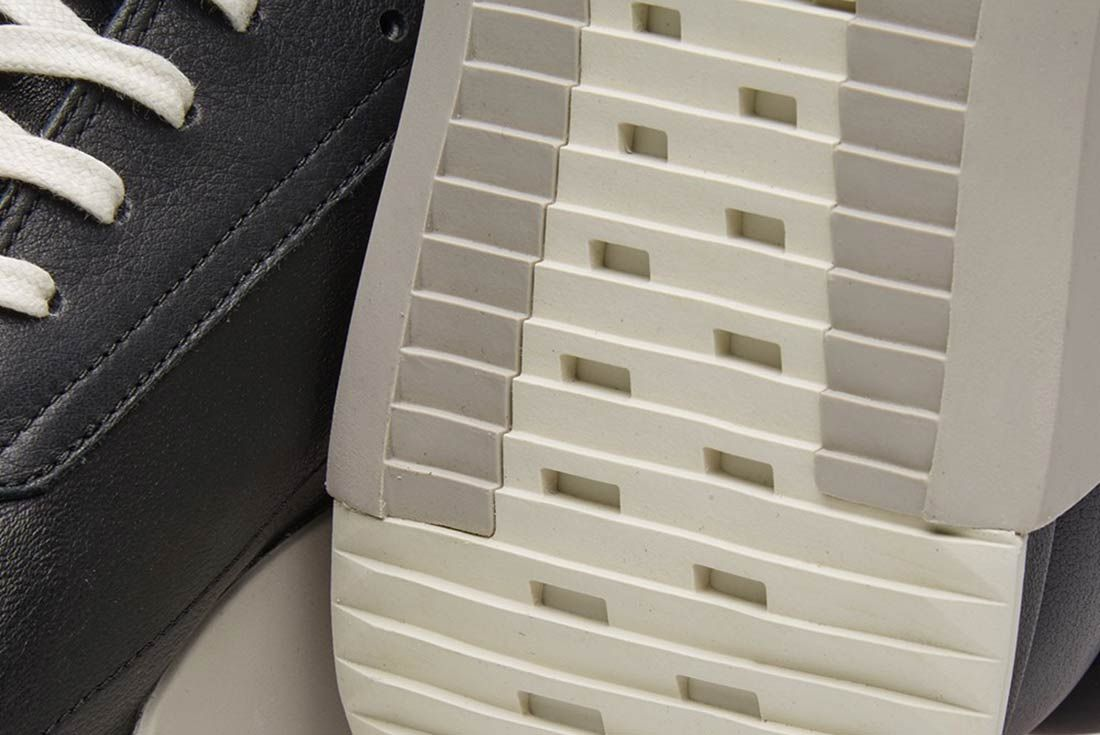 Rick Owens X Adidas Runner Level Boost 5