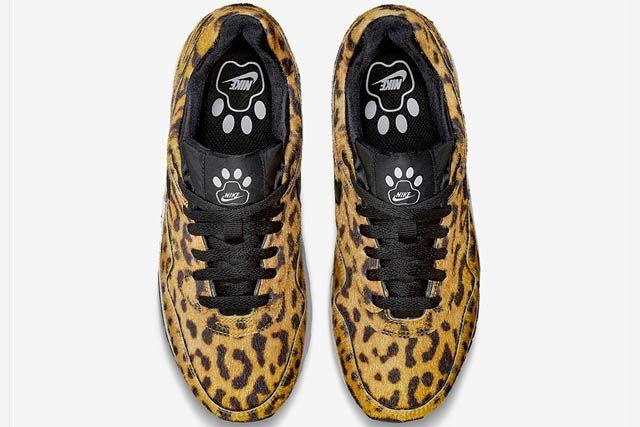 Nike Air Max 1 Gs Zoo Pack Leopard1