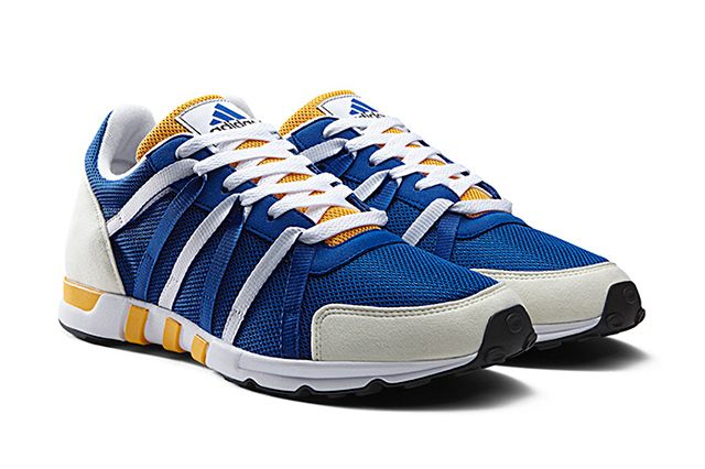 Adidas Eqt Racing 93 Blue Collegiate Gold