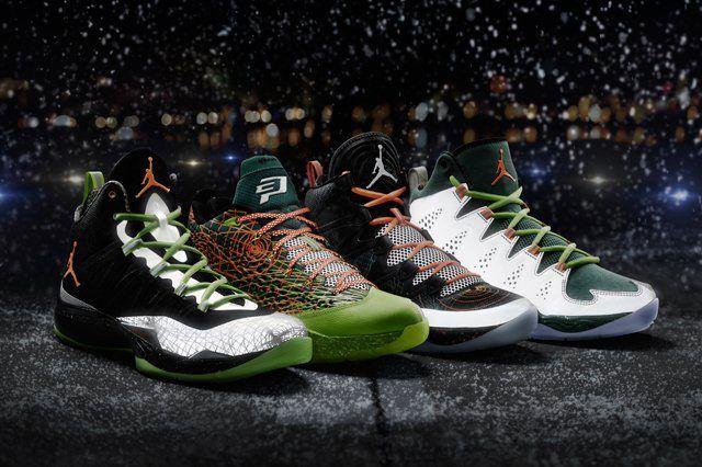 Jordan Brand Christmas Pack Group