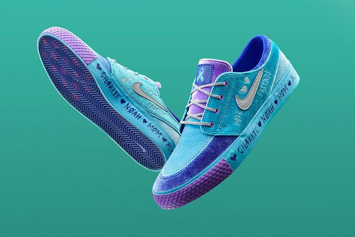 Nike Doernbecher Janoski Front Full