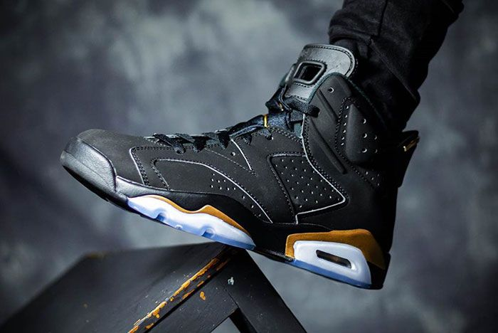 Air Jordan 6 Dmp On Foot 1