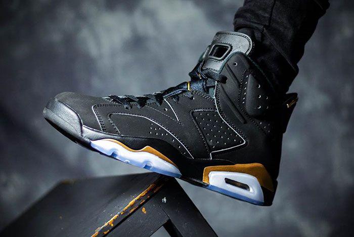 Air Jordan 6 Dmp On Foot 1