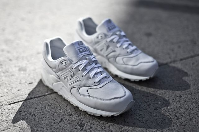 New Balance 999 White Out 5