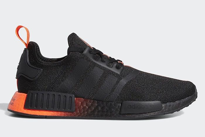Star Wars Adidas Nmd R1 Darth Vader Fw2282 Release Date Side
