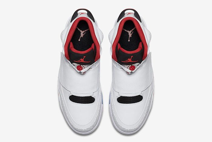 Jordan Son Of Mars Fire Red4