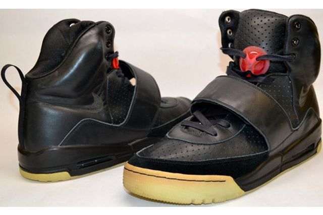 Nike Air Yeezy 1 Prototype 3