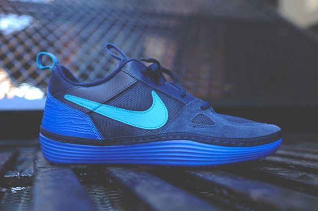 Nike Solarsoft Run Midnight Navy 8