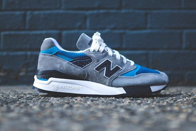 New Balance 998 Authors Collection Moby Dick
