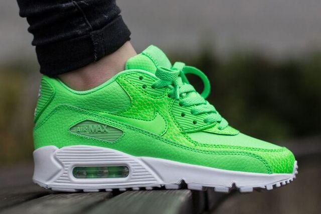 Nike Air Max 90 Green 1