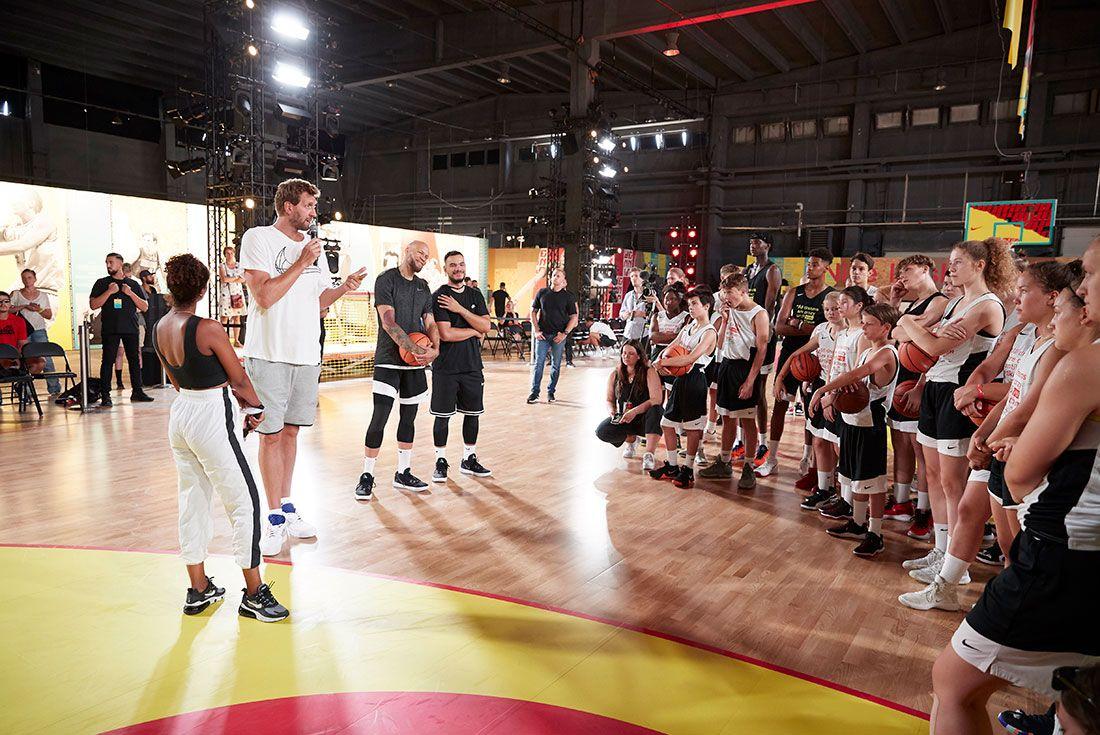 Nike Basketball Festival Event Getty22
