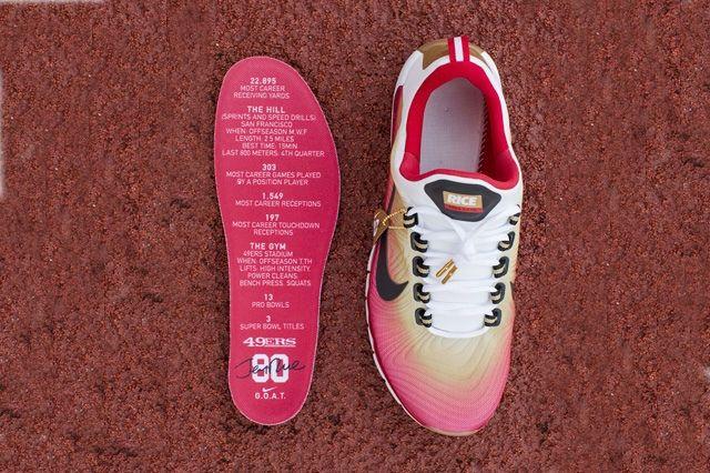 Nike Free Trainer 5 0 Nrg Jerry Rice 2