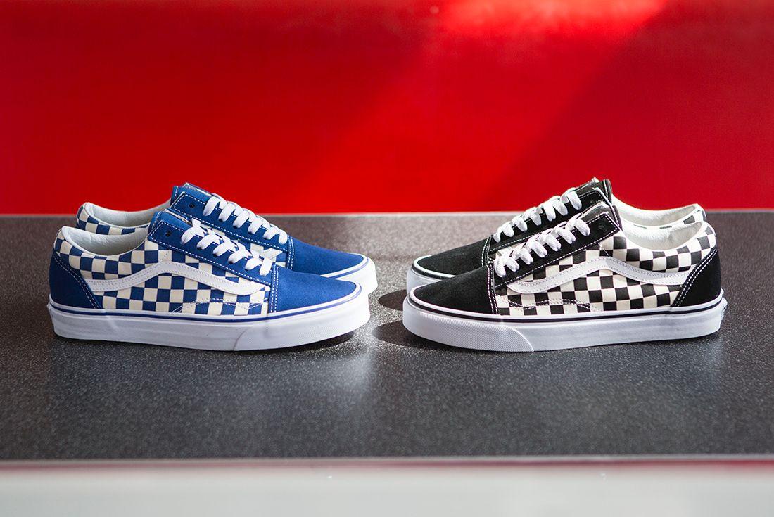 Vans Slip On Checkered Sneaker Freaker 14