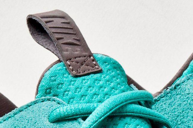 Nike Solarsoft Moccasin Teal Loop 1