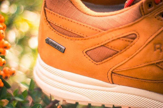 Reebok Ventilator Gore Tex Malt Brown5