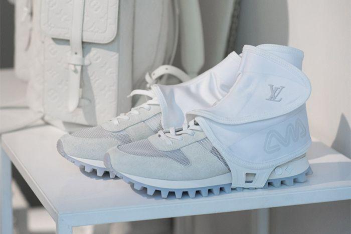 Lv X Virgil Abloh X Sneaker Copy