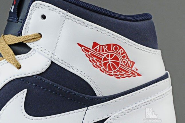 Air Jordan 1 Phat Dream Team 4 1