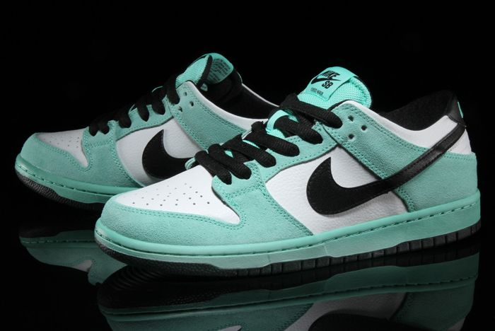 Nike Sb Dunk Low Sea Crystal 5