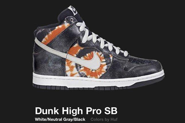 Nike Dunk Low Huf 2004 2