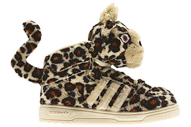 Adidas Originals Jeremy Scott Kids Leopard 02 1