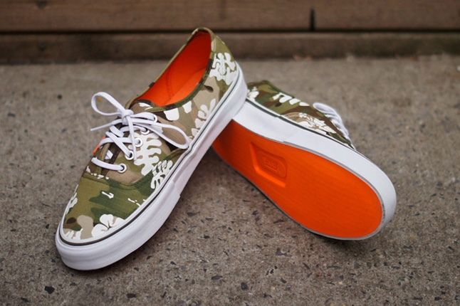 Vans Authentic Lx Aloha Cambray Pack 3