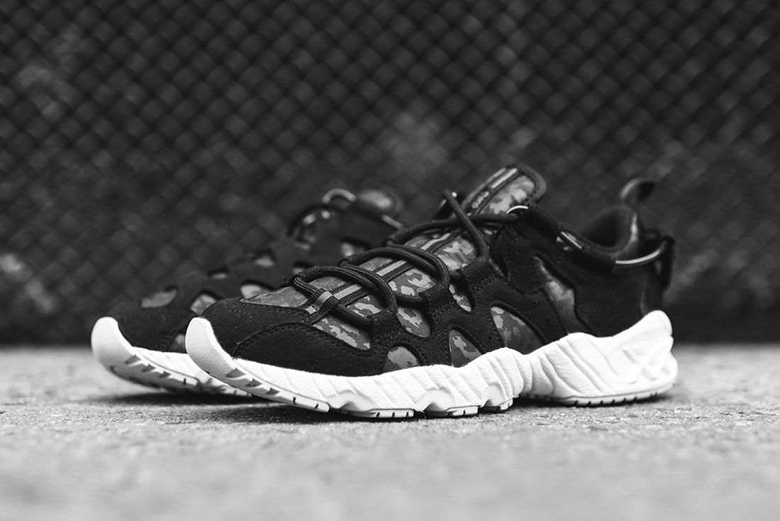 Mita Asics Gel Mai Black 3