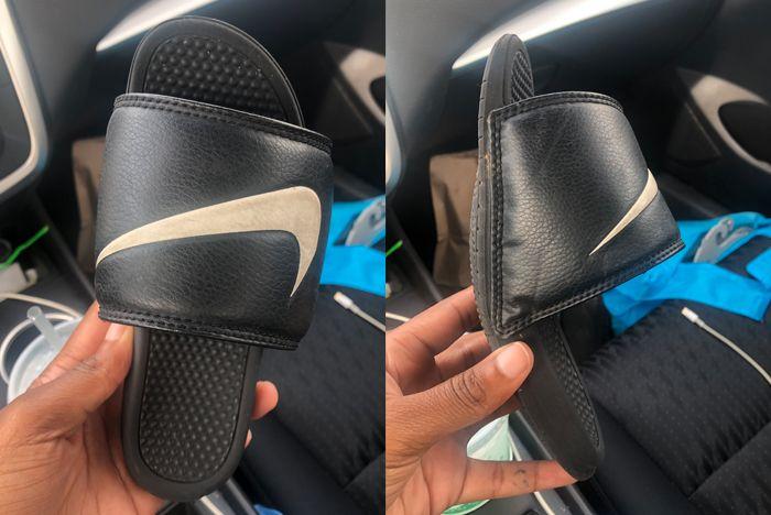Nike Slide Shrunk