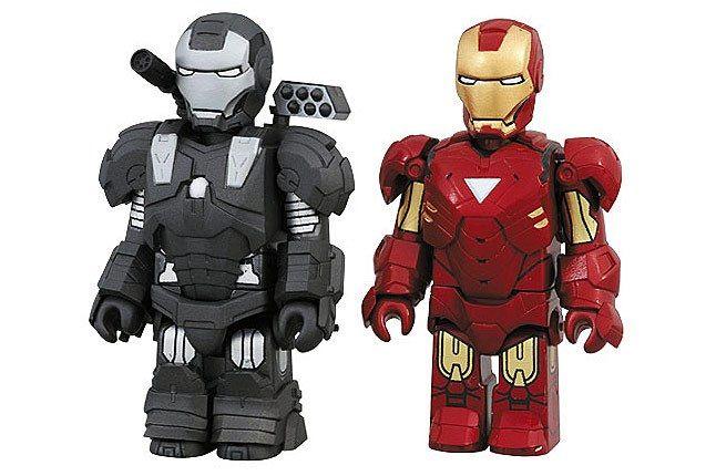 Iron Man2 Kubrick Set 1 1