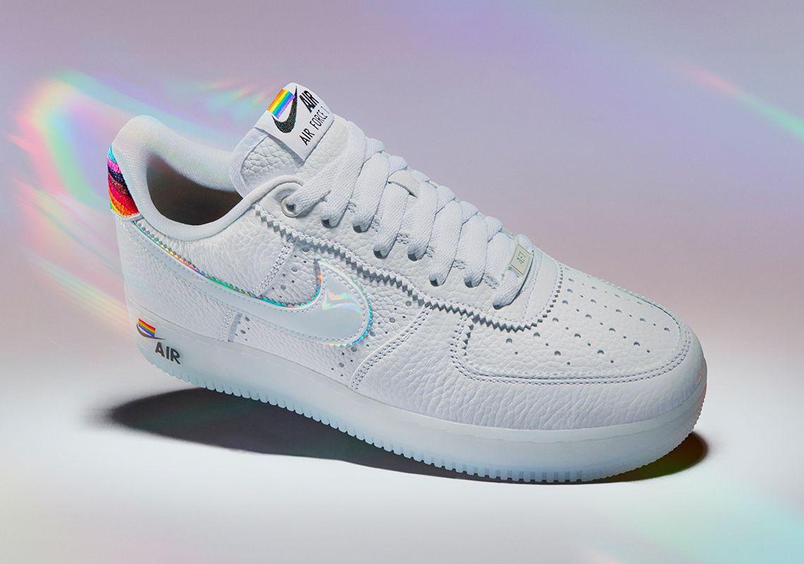 Nike BeTrue Air Force 1 Angled