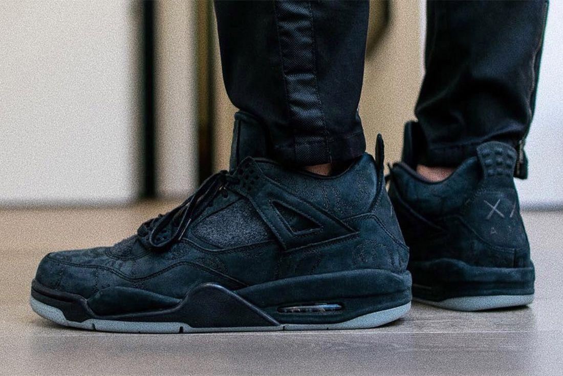 Kaws X Air Jordan 4 Sneaker Freaker 4