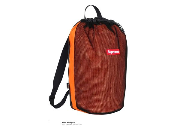 Supreme Ss15 Baggage Collection 11