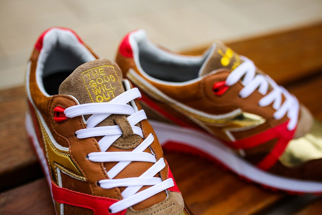 The Good Will Out Diadora N9000 Spqr 5