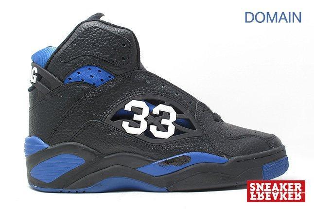 Ewing Sneakers Domain Black Blue 1