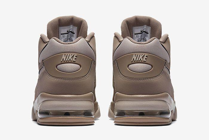 Nike Air Force Max Tan 4 Sneaker Freaker