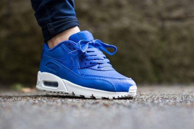 Nike Air Max 90 Blue 1