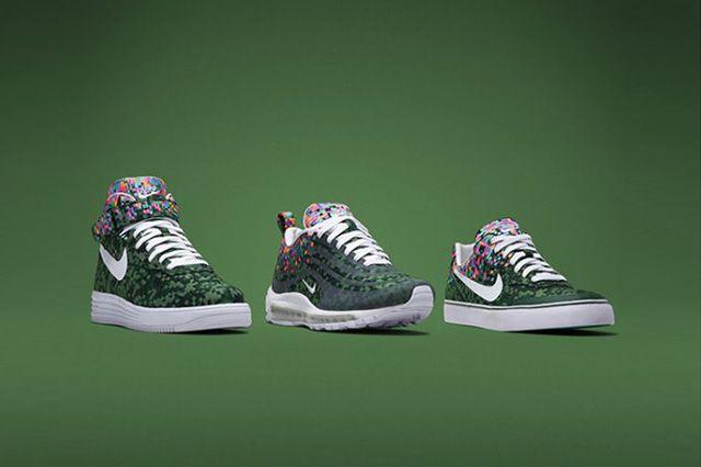 Nike Jacquard Sp Tier Zero Rio Pack