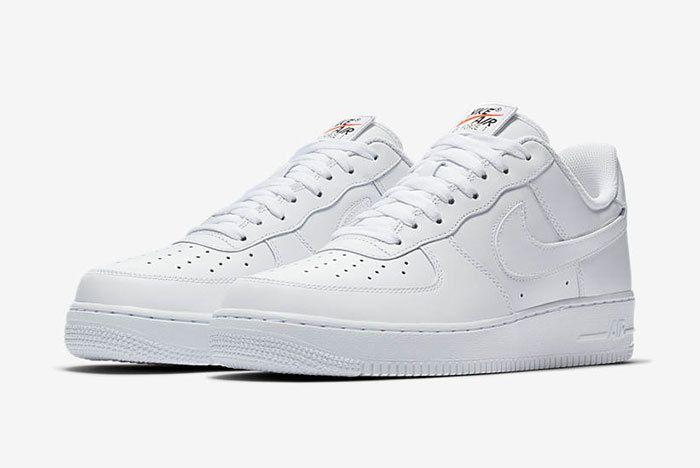 Nike Af1 Swoosh Pack White Sneaker Freaker 3