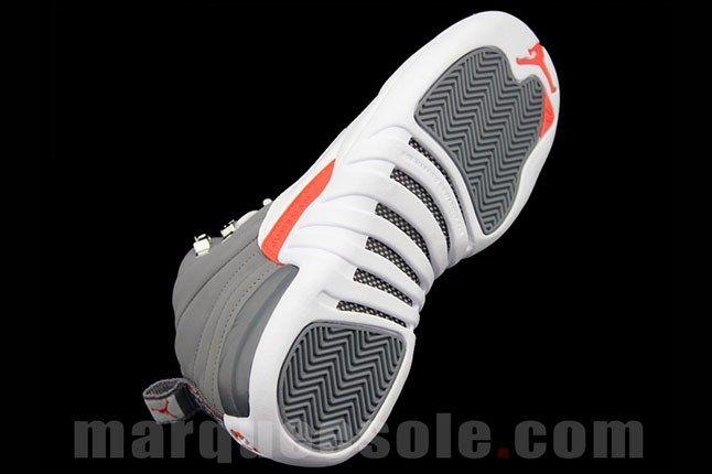Air Jordan 12 Cool Grey 3 1