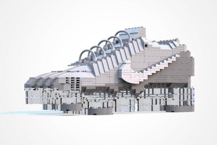 Tom Yoo Lego Nike Air Vapormax 2