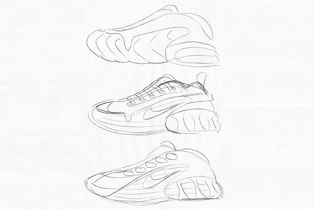 The Making Of The Nike Air Penny 2 1