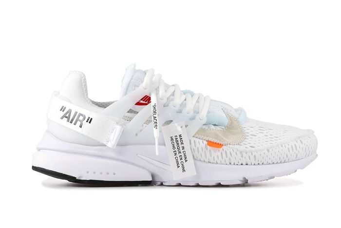 Nike Off White Polar Opposite Presto2