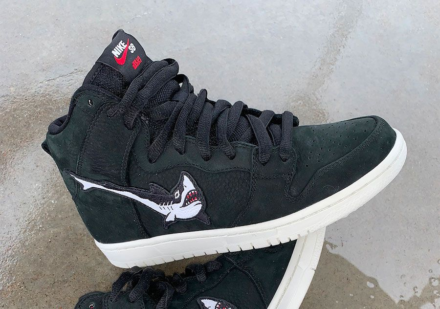 Oski Nike Dunk Sb High Right