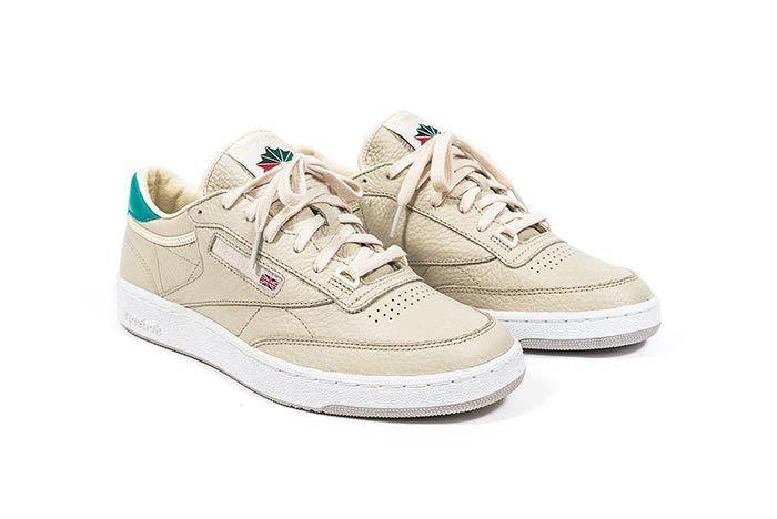 Packer Shoes Reebok Club C 7